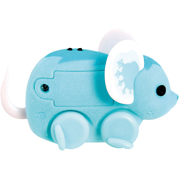Moose Интерактивная мышка Little Live Pets, голубая, Moose [vk] helipot r257c 10k conductive plastic potentiometer 360 degree turn switch