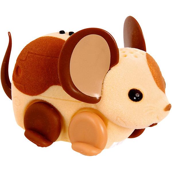 Интерактивная мышка Little Live Pets, бежево-коричневая, MooseИнтерактивные животные<br>Интерактивная мышка Little Live Pets, Moose мягкая, как настоящая мышка. Она умеет быстро двигаться и крутиться. Сенсор на спине позволяет включить игрушку с помощью поглаживания, если мышка заснула. Кнопка включения расположена в области ротика. Такая замечательная мышка обязательно вызовет интерес у малыша!<br><br>Дополнительная информация:<br>Материал: пластик, флок<br>Цвет: бежево-коричневый<br>Батарейки: AG13 (LR44) (входят в комплект)<br><br>Интерактивную мышку Little Live Pets, Moose вы можете приобрести в нашем интернет-магазине.<br>Ширина мм: 222; Глубина мм: 159; Высота мм: 50; Вес г: 79; Возраст от месяцев: 60; Возраст до месяцев: 108; Пол: Женский; Возраст: Детский; SKU: 4898558;