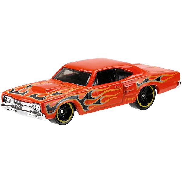 Mattel Машинка Hot Wheels из базовой коллекции машинки toystate машинка toystate