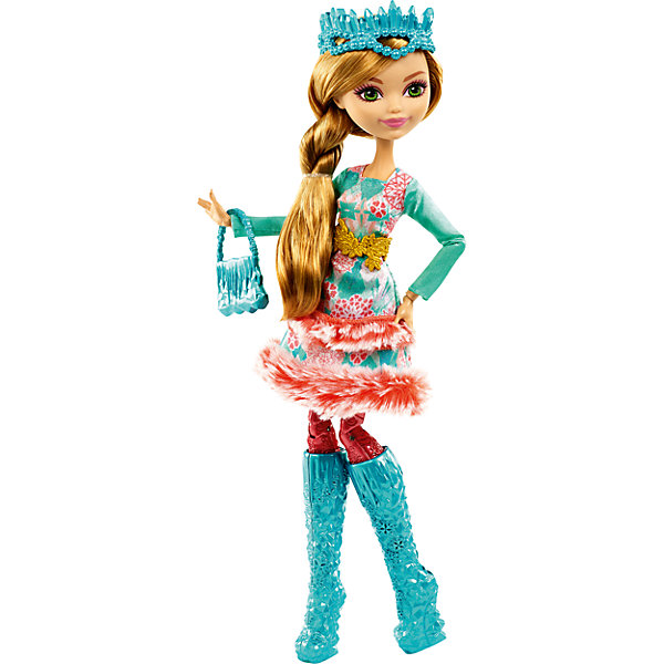 Mattel Кукла Эшлин Элла из коллекции Заколдованная зима, Ever After High mattel кукла из коллекции заколдованная зима ever after high