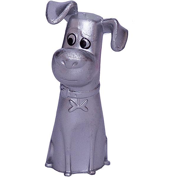 цены Spin Master Мини-фигурка Макс в серебристом окрасе (бровь изогнута), Тайная жизнь домашних животных