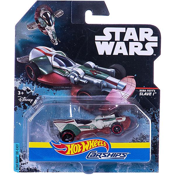 Mattel Звездный транспорт SW, Hot Wheels, в ассортименте mattel машинки разделяющиеся гонщики в ассортименте hot wheels
