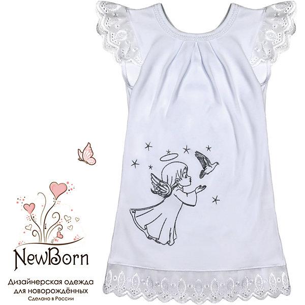 Крестильное платье,шитье, р-р 68, NewBorn, белыйПлатья<br>Характеристики:<br><br>• Вид детской одежды: платье с капюшоном<br>• Предназначение: для крещения<br>• Коллекция: NewBorn<br>• Сезон: круглый год<br>• Пол: для девочки<br>• Тематика рисунка: ангелы<br>• Размер: 68<br>• Цвет: белый, серый<br>• Материал: трикотаж, хлопок<br>• Длина рукава: без рукавов<br>• Декорировано шитьем<br>• Передняя полочка украшена термонаклейкой в виде ангела<br>• Особенности ухода: допускается деликатная стирка без использования красящих и отбеливающих средств<br><br>Крестильное платье, шитье, р-р 68, NewBorn, белый из коллекции NewBorn от отечественного швейного производства ТексПром предназначено для создания праздничного образа девочки во время торжественного обряда крещения. Платье представлено в коллекции NewBorn, которая сочетает в себе классические и современные тенденции в мире моды для новорожденных, при этом при технологии изготовления детской одежды сохраняются самые лучшие традиции: свободный крой, внешние швы и натуральные ткани. Платье выполнено из трикотажа, круглый вырез горловины обработан трикотажной бейкой белого цвета. Праздничный образ создается за использования в отделке платья шитья белого цвета: им оформлены рукава-крылышки и низ платья, передняя полочка декорирована термонаклейкой в виде ангела. <br><br>Крестильное платье с капюшоном, тесьма, р-р 68, NewBorn, белый можно купить в нашем интернет-магазине.<br>Ширина мм: 220; Глубина мм: 5; Высота мм: 400; Вес г: 200; Возраст от месяцев: 3; Возраст до месяцев: 6; Пол: Женский; Возраст: Детский; SKU: 4912530;