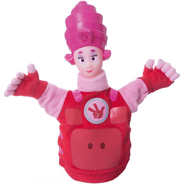 МУЛЬТИ-ПУЛЬТИ Мягкая игрушка Кукла на руку. Мася кукла на руку beleduc овечка
