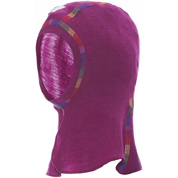 Шапка-шлем для девочки JanusФлис и термобелье<br>Характеристики товара:<br><br>• цвет: красный<br>• состав ткани: 100% шерсть мериноса<br>• утеплитель: нет<br>• сезон: зима<br>• температурный режим: от -10 до +5 <br>• однослойный<br>• страна бренда: Норвегия<br>• страна изготовитель: Норвегия<br><br>Обеспечить ребенку комфорт и тепло можно с помощью этой шапки-шлема для детей. Шерстяная детская шапка-шлем сделана из мягкого материала. Плотный слой шерсти мериноса делает шапку-шлем для ребенка очень комфортной. Материал шапки для детей позволяет коже дышать и впитывает лишнюю влагу, не вызывает аллергии.<br><br>Шапку-шлем Janus (Янус) для девочки можно купить в нашем интернет-магазине.<br>Ширина мм: 89; Глубина мм: 117; Высота мм: 44; Вес г: 155; Цвет: бордовый; Возраст от месяцев: 48; Возраст до месяцев: 72; Пол: Женский; Возраст: Детский; Размер: 51-53,49-51,53-55; SKU: 4913911;