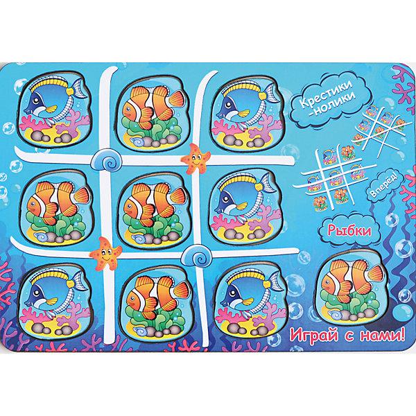 - Крестики-нолики Водный мир toysunion мозаика с аппликацией водный мир