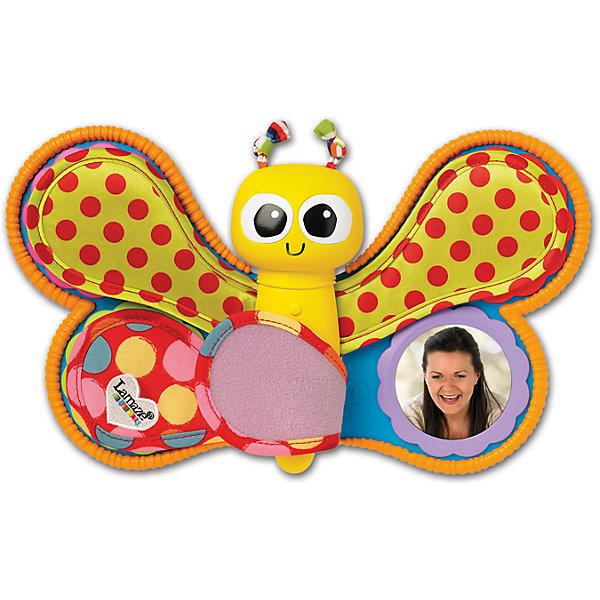 TOMY Интерактивная игрушка с 4 фоторамками, функции записи и проигрывания Фотоальбом Смотри и Слушай  игрушка