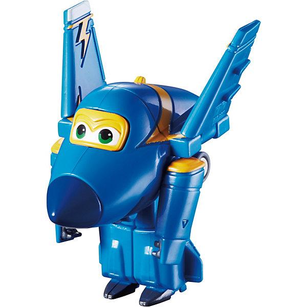 Мини-трансформер Джером, Супер КрыльяФигурки из мультфильмов<br>Какой ребенок не любит самолеты!? Сделать игру ярче и увлекательнее поможет герой популярного мультфильма Супер Крылья, любимого детьми. Игрушка всего за несколько мгновений трансформируется из самолета в робота. К нему можно также фигурки-трансформеры заказать друзей из этого мультфильма! Компактный размер позволит ребенку брать игрушку с собой в гости или на прогулку.                <br>Этот трансформер обязательно порадует ребенка! Игры с ним также помогают детям развивать воображение, логику, мелкую моторику и творческое мышление. Самолет сделан из качественных и безопасных для ребенка материалов.<br><br>Дополнительная информация:<br><br>размер упаковки: 12 х 15 х 6 см;<br>вес: 300 г;<br>материал: пластик.<br><br>Игрушку Мини-трансформер Джером можно купить в нашем магазине.<br>Ширина мм: 120; Глубина мм: 155; Высота мм: 62; Вес г: 300; Возраст от месяцев: 36; Возраст до месяцев: 60; Пол: Унисекс; Возраст: Детский; SKU: 4918770;