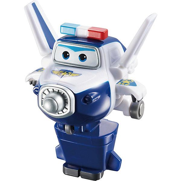 Мини-трансформер Пол, Супер КрыльяСупер Крылья<br>Играть с самолетами любит практически каждый ребенок. Сделать игру ярче и увлекательнее поможет герой популярного мультфильма Супер Крылья, любимого детьми. Игрушка всего за несколько мгновений трансформируется из самолета в робота. К нему можно также фигурки-трансформеры заказать друзей из этого мультфильма! Компактный размер позволит ребенку брать игрушку с собой в гости или на прогулку.                <br>Этот трансформер обязательно порадует ребенка! Игры с ним также помогают детям развивать воображение, логику, мелкую моторику и творческое мышление. Самолет сделан из качественных и безопасных для ребенка материалов.<br><br>Дополнительная информация:<br><br>цвет: разноцветный;<br>размер упаковки: 12 х 15 х 6 см;<br>вес: 300 г;<br>материал: пластик.<br><br>Игрушку Мини-трансформер Пол можно купить в нашем магазине.<br>Ширина мм: 120; Глубина мм: 155; Высота мм: 62; Вес г: 300; Возраст от месяцев: 36; Возраст до месяцев: 2147483647; Пол: Мужской; Возраст: Детский; SKU: 4918775;
