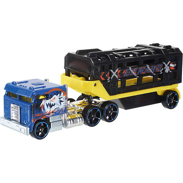 Mattel Машинка Hot Wheels Грузовик-трейлер