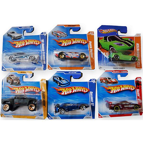 Mattel Подарок 3 Базовая машинка Hot Wheels mattel машинка hot wheels из базовой коллекции hot wheels