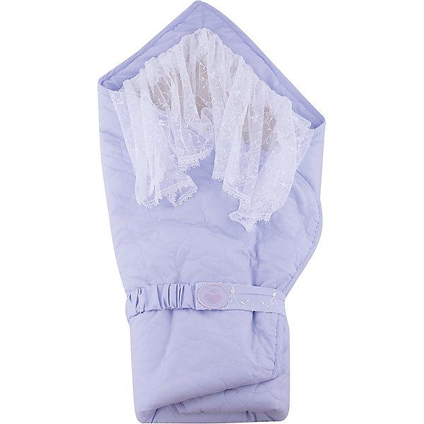 Сонный гномик Одеяло-конверт Зимушка, Сонный гномик, голубой цена
