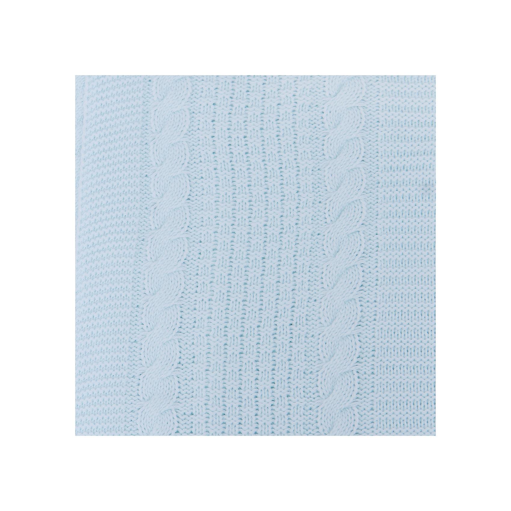 Комплект на выписку летний, Сонный гномик, голубой