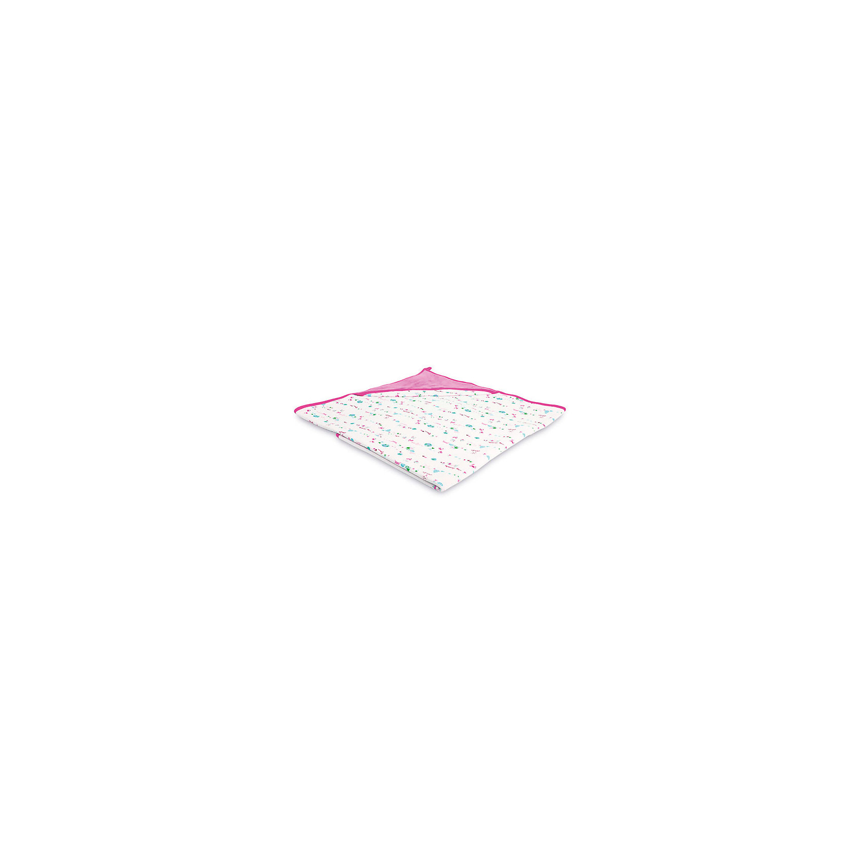 Пелёнка махровая, Сонный гномик, розовый