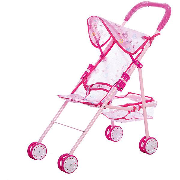 Фотография товара коляска прогулочная с корзиной , 24,5*52*53 см, Shantou Gepai (4925529)