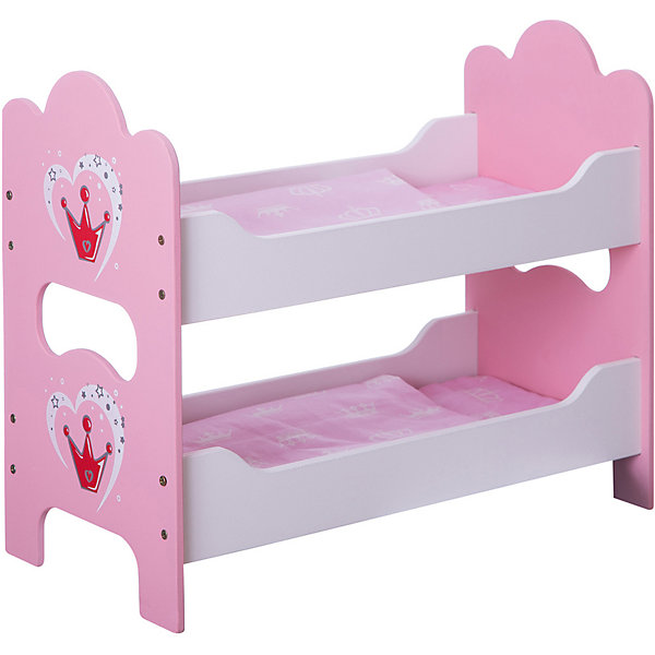 Mary Poppins Кроватка деревянная двуспальная