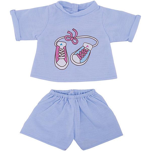 Mary Poppins Одежда для куклы 42 см, футболка и шортики, Mary Poppins