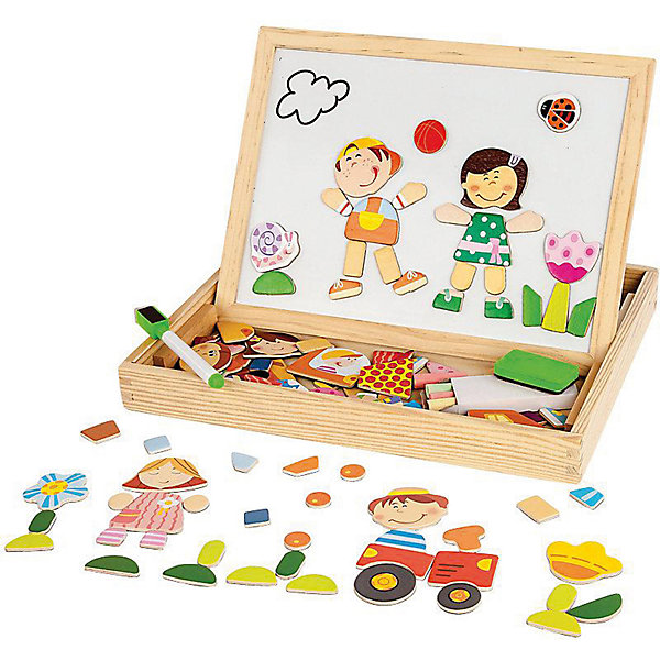 Mapacha Чудо-чемоданчик Друзья, Mapacha игровой набор mapacha забей шарик