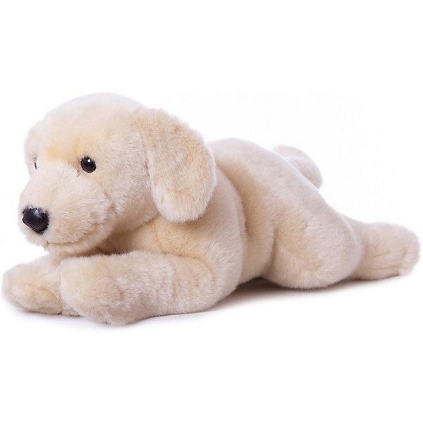 Hansa Мягкая игрушка Hansa Собаки Бежевый лабрадор, 45 см мягкие игрушки hansa лиса лежащая 45 см