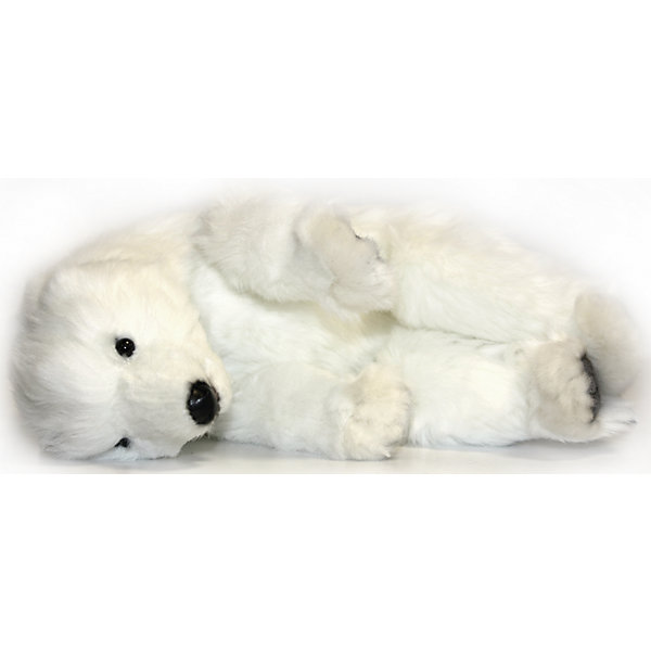 Детеныш полярного медведя, спящий, 30 см от Hansa