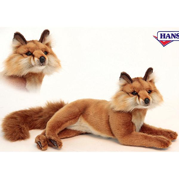 Рыжая лиса, 40 смМягкие игрушки животные<br>Рыжая лиса, 40 см – игрушка от знаменитого бренда Hansa, специализирующегося на выпуске мягких игрушек с высокой степенью натуралистичности. Внешний игрушки полностью соответствует реальному прототипу – лисице обыкновенной. Игрушка выполнена из ярко-коричневого меха с ворсом разной длины, который обладает гипоаллергенными свойствами. У игрушечной лисы пушистая мордочка и хвост. Внутри имеется металлический каркас, который позволяет изменять положение. Игрушка относится к серии Дикие животные. <br>Мягкие игрушки от Hansa подходят для сюжетно-ролевых игр или для обучающих игр. Кроме того, их можно использовать в качестве интерьерных игрушек. Игрушки от Hansa будут радовать вашего ребенка долгое время, так как ручная работа и качественные материалы гарантируют их долговечность и прочность.<br><br>Дополнительная информация:<br><br>- Вид игр: сюжетно-ролевые игры, коллекционирование, интерьерные игрушки<br>- Предназначение: для дома, для детских развивающих центров, для детских садов<br>- Материал: искусственный мех, наполнитель ? полиэфирное волокно<br>- Размер (ДхШхВ): 40*20*14 см<br>- Вес: 620 г<br>- Особенности ухода: сухая чистка при помощи пылесоса или щетки для одежды<br><br>Подробнее:<br><br>• Для детей в возрасте: от 3 лет <br>• Страна производитель: Филиппины<br>• Торговый бренд: Hansa<br><br>Рыжую лису, 40 см можно купить в нашем интернет-магазине.<br>Ширина мм: 40; Глубина мм: 20; Высота мм: 14; Вес г: 620; Возраст от месяцев: 36; Возраст до месяцев: 2147483647; Пол: Унисекс; Возраст: Детский; SKU: 4927217;