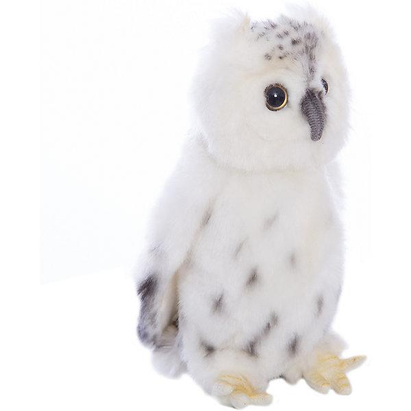 Hansa Мягкая игрушка Hansa Птицы Белая сова, 18 см