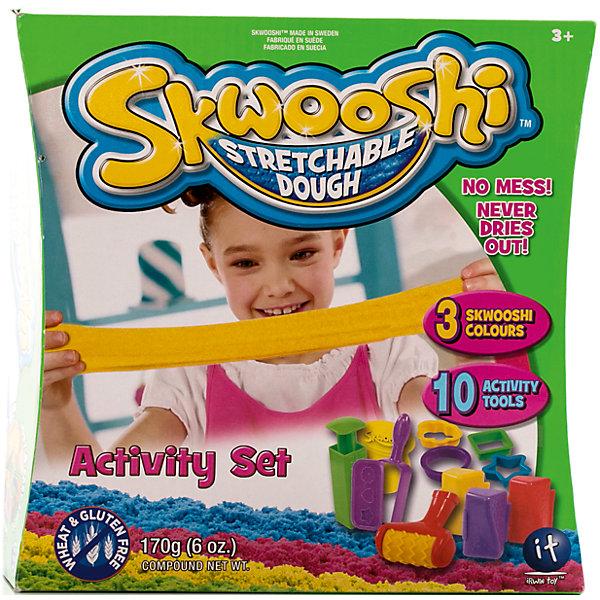 Skwooshi Игровой набор для лепки и аксессуары