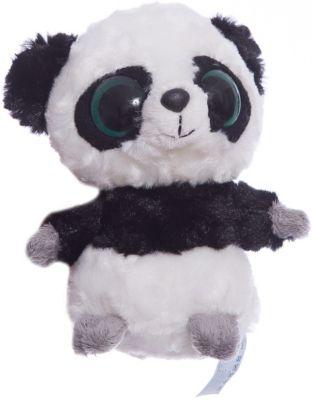 Мягкая игрушка Панда, 12см, Юху и друзья, AURORA, артикул:4929017 - Мягкие игрушки