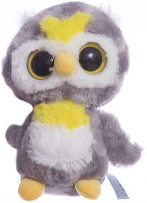 Мягкая игрушка Сова, 12см, Юху и друзья, AURORA, артикул:4929018 - Мягкие игрушки