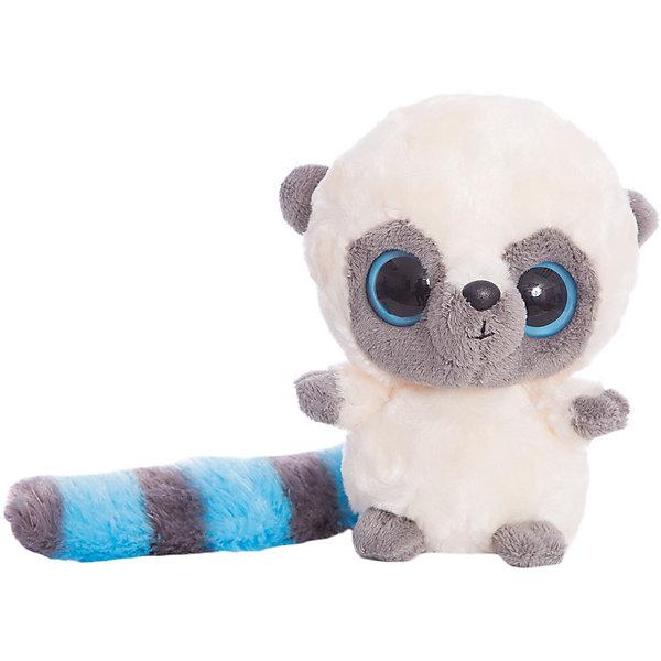 AURORA Мягкая игрушка Юху голубой, 12см, Юху и друзья, AURORA цена