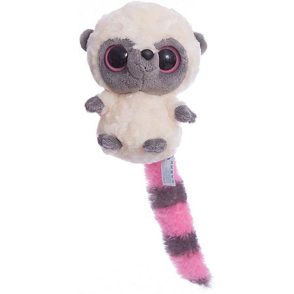 AURORA Мягкая игрушка Юху розовый, 12см, Юху и друзья, AURORA мягкая игрушка aurora юху и друзья игрушка мягкая юху розовый 74см