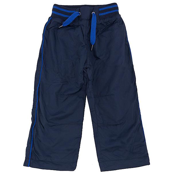 Брюки для мальчика Sweet BerryДжинсы и брючки<br>Такая модель брюк для мальчика отличается теплой подкладкой и непромокаемым верхом. Удачный крой обеспечит ребенку комфорт и тепло. Мягкая и теплая подкладка делает вещь идеальной для прохладной погоды. Она плотно прилегает к телу там, где нужно, и отлично сидит по фигуре. Брюки имеют резинку и шнурок на талии. <br>Одежда от бренда Sweet Berry - это простой и выгодный способ одеть ребенка удобно и стильно. Всё изделия тщательно проработаны: швы - прочные, материал - качественный, фурнитура - подобранная специально для детей. <br><br>Дополнительная информация:<br><br>цвет: синий;<br>резинка и шнурок на талии;<br>материал: верх - 100% нейлон, подкладка - 100% полиэстер;<br>непромокаемый верх.<br><br>Брюки для мальчика от бренда Sweet Berry можно купить в нашем интернет-магазине.<br>Ширина мм: 215; Глубина мм: 88; Высота мм: 191; Вес г: 336; Цвет: синий; Возраст от месяцев: 12; Возраст до месяцев: 15; Пол: Мужской; Возраст: Детский; Размер: 80,98,92,86; SKU: 4929927;