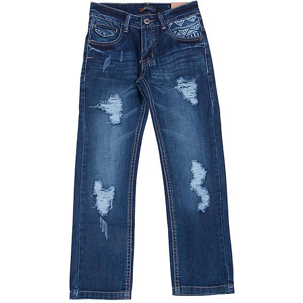 Luminoso Джинсы для мальчика Luminoso ostin джинсы skinny fit с потёртостями