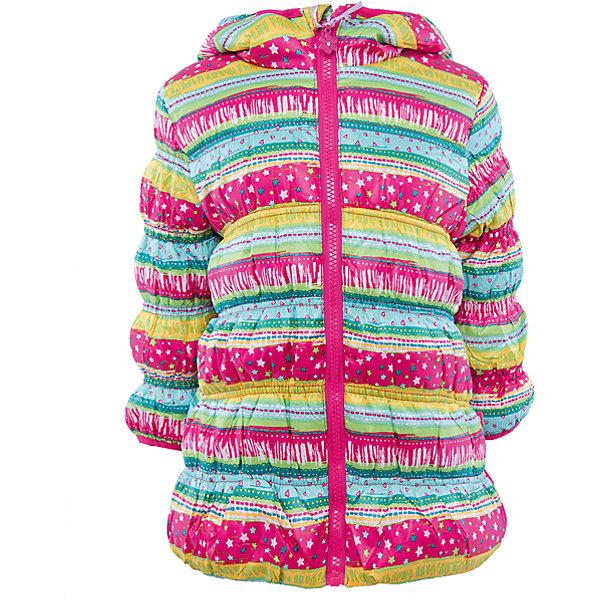 Куртка для девочки Sweet BerryВерхняя одежда<br>Куртка для девочки.<br><br>Температурный режим: до -5 градусов. Степень утепления – низкая. <br><br>* Температурный режим указан приблизительно — необходимо, прежде всего, ориентироваться на ощущения ребенка. Температурный режим работает в случае соблюдения правила многослойности – использования флисовой поддевы и термобелья.<br><br>Такая модель куртки для девочки отличается модным дизайном. Удачный крой обеспечит ребенку комфорт и тепло. Флисовая подкладка делает вещь идеальной для прохладной погоды. Она плотно прилегает к телу там, где нужно, и отлично сидит по фигуре. Декорирована модель ярким серебристым принтом.<br>Одежда от бренда Sweet Berry - это простой и выгодный способ одеть ребенка удобно и стильно. Всё изделия тщательно проработаны: швы - прочные, материал - качественный, фурнитура - подобранная специально для детей. <br><br>Дополнительная информация:<br><br>цвет: розовый;<br>капюшон;<br>материал: верх, подкладка, наполнитель - 100% полиэстер;<br>застежка: молния;<br>принт.<br><br>Куртку для девочки от бренда Sweet Berry можно купить в нашем интернет-магазине.<br>Ширина мм: 356; Глубина мм: 10; Высота мм: 245; Вес г: 519; Цвет: розовый; Возраст от месяцев: 12; Возраст до месяцев: 15; Пол: Женский; Возраст: Детский; Размер: 80,98,92,86; SKU: 4931228;