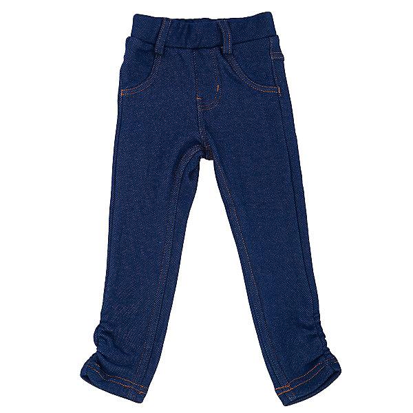 Леггинсы  для девочки Sweet BerryБрюки<br>Эта модель джеггинсов отличается модным дизайном и универсальной расцветкой под джинс. Удачный крой обеспечит ребенку комфорт и тепло. Плотный материал делает вещь идеальной для прохладной погоды. Она хорошо прилегает к телу там, где нужно, и отлично сидит по фигуре. Натуральный хлопок в составе материала обеспечит коже возможность дышать и не вызовет аллергии. В поясе - мягкая резинка со шнурком.<br>Одежда от бренда Sweet Berry - это простой и выгодный способ одеть ребенка удобно и стильно. Всё изделия тщательно проработаны: швы - прочные, материал - качественный, фурнитура - подобранная специально для детей.<br><br>Дополнительная информация:<br><br>цвет: синий;<br>состав: 80% хлопок, 20% полиэстер, трикотаж;<br>в поясе - мягкая резинка.<br><br>Леггинсы для девочки от бренда Sweet Berry можно купить в нашем интернет-магазине.<br>Ширина мм: 215; Глубина мм: 88; Высота мм: 191; Вес г: 336; Цвет: синий; Возраст от месяцев: 12; Возраст до месяцев: 15; Пол: Женский; Возраст: Детский; Размер: 80,98,92,86; SKU: 4931288;