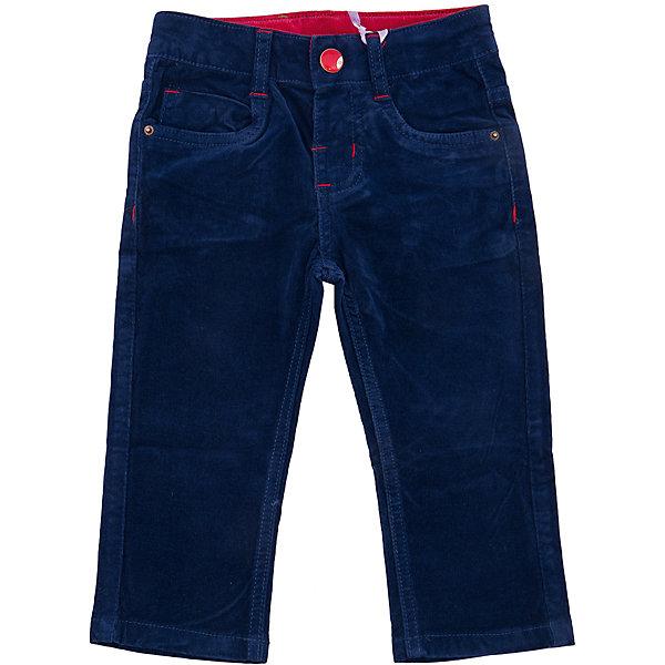 Брюки для девочки Sweet BerryДжинсы и брючки<br>Такая модель брюк для девочки отличается модным дизайном с небольшой вышивкой. Удачный крой обеспечит ребенку комфорт и тепло, удобный пояс с внутренней резинкой на пуговицах позволяет регулировать размер. Мягкий и теплый вельвет делает вещь идеальной для прохладной погоды. Она плотно прилегает к телу там, где нужно, и отлично сидит по фигуре. Брюки станут отличной базовой вещью для гардероба. Натуральный хлопок в составе материала обеспечит коже возможность дышать и не вызовет аллергии.<br>Одежда от бренда Sweet Berry - это простой и выгодный способ одеть ребенка удобно и стильно. Всё изделия тщательно проработаны: швы - прочные, материал - качественный, фурнитура - подобранная специально для детей. <br><br>Дополнительная информация:<br><br>цвет: синий;<br>вельвет;<br>материал: 98% хлопок, 2% эластан;<br>застежка на пуговицу и молнию.<br><br>Брюки для девочки от бренда Sweet Berry можно купить в нашем интернет-магазине.<br>Ширина мм: 215; Глубина мм: 88; Высота мм: 191; Вес г: 336; Цвет: синий; Возраст от месяцев: 12; Возраст до месяцев: 15; Пол: Женский; Возраст: Детский; Размер: 98,92,86,80; SKU: 4931373;