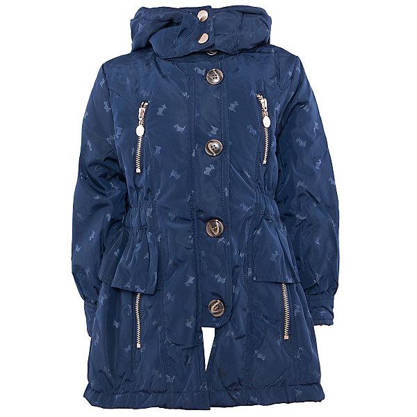 Куртка для девочки Sweet BerryДемисезонные куртки<br>Куртка для девочки. <br><br>Температурный режим: до -5 градусов. Степень утепления – низкая. <br><br>* Температурный режим указан приблизительно — необходимо, прежде всего, ориентироваться на ощущения ребенка. Температурный режим работает в случае соблюдения правила многослойности – использования флисовой поддевы и термобелья.<br><br>Такая модель куртки для девочки отличается модным дизайном. Удачный крой обеспечит ребенку комфорт и тепло. Наполнитель и подкладка делают вещь идеальной для прохладной погоды. Она плотно прилегает к телу там, где нужно, и отлично сидит по фигуре. Декорирована модель оригинальным принтом и баской.<br>Одежда от бренда Sweet Berry - это простой и выгодный способ одеть ребенка удобно и стильно. Всё изделия тщательно проработаны: швы - прочные, материал - качественный, фурнитура - подобранная специально для детей. <br><br>Дополнительная информация:<br><br>цвет: синий;<br>капюшон;<br>материал: верх, подкладка, наполнитель - 100% полиэстер;<br>застежка: молния;<br>принт.<br><br>Куртку для девочки от бренда Sweet Berry можно купить в нашем интернет-магазине.<br>Ширина мм: 356; Глубина мм: 10; Высота мм: 245; Вес г: 519; Цвет: синий; Возраст от месяцев: 36; Возраст до месяцев: 48; Пол: Женский; Возраст: Детский; Размер: 104,98,128,122,116,110; SKU: 4931388;