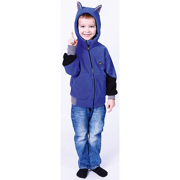 """Фотография товара толстовка """"Ушки"""" для мальчика ЛисФлис (4939024)"""