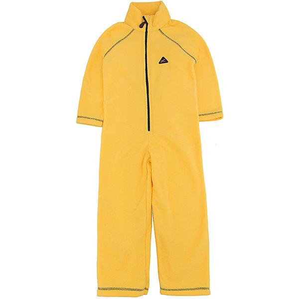 Комбинезон Радуга ЛисФлисФлис и термобелье<br>Характеристики комбинезона:<br><br>- пол: для девочек, для мальчиков<br>- комплект: комбинезон<br>- длина рукава: длинные<br>- цвет: желтый<br>- вид застежки: молния<br>- материал: флис<br>- уход: предварительная стирка<br>- рисунок: без рисунка<br>- утеплитель: без утепления<br>- назначение: повседневная<br>- сезон: круглогодичный<br>- страна бренда: Россия<br>- страна производитель: Россия<br><br>Комбинезон торговой марки ЛисФлис - самое удачное сочетание цены и качества! Компания ЛисФлис использует только лучший флис самого высокого качества с двусторонней антипиллинговой обработкой и дополнительной обработкой SoftWare для большей мягкости изделий. Детский флисовый комбинезон  выполнен из микрофлиса, он очень легкий и удобный. Отлично подойдет в качестве поддевы под зимний комбинезон. Его просто надевать и снимать.<br><br>Комбинезон торговой марки ЛисФлис можно купить в нашем интернет-магазине.<br>Ширина мм: 215; Глубина мм: 88; Высота мм: 191; Вес г: 336; Цвет: желтый; Возраст от месяцев: 12; Возраст до месяцев: 18; Пол: Унисекс; Возраст: Детский; Размер: 86,98,92,80,146,140,134,128,122,116,110,104; SKU: 4939072;