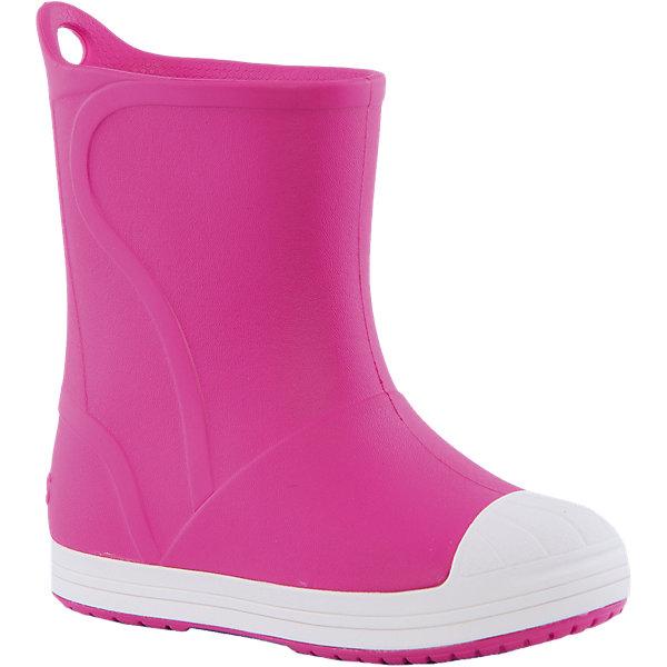 цены crocs Резиновые сапоги Bump It Boot для девочки Crocs,