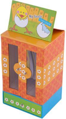 Подарочный канцелярский набор  Цыплята , артикул:4943526 - Школьная канцелярия