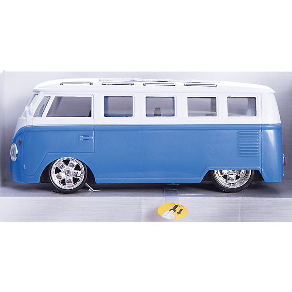 ТЕХНОПАРК Автобус , 12,5см, свет+звук,