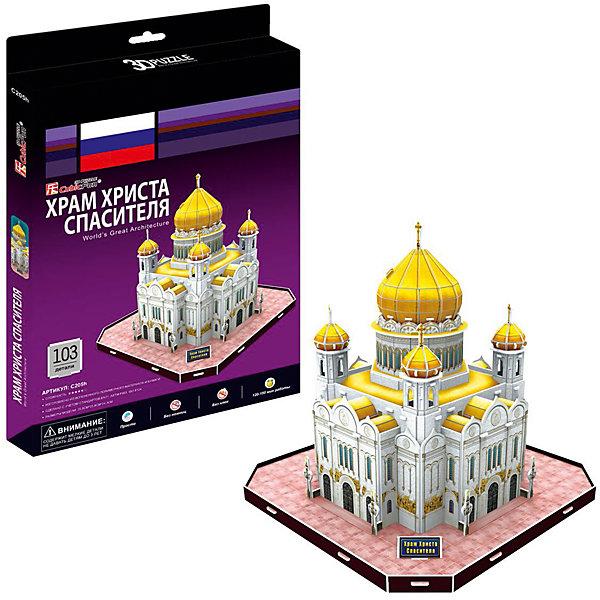 CubicFun Пазл 3D Храм Христа Спасителя (Россия), CubicFun