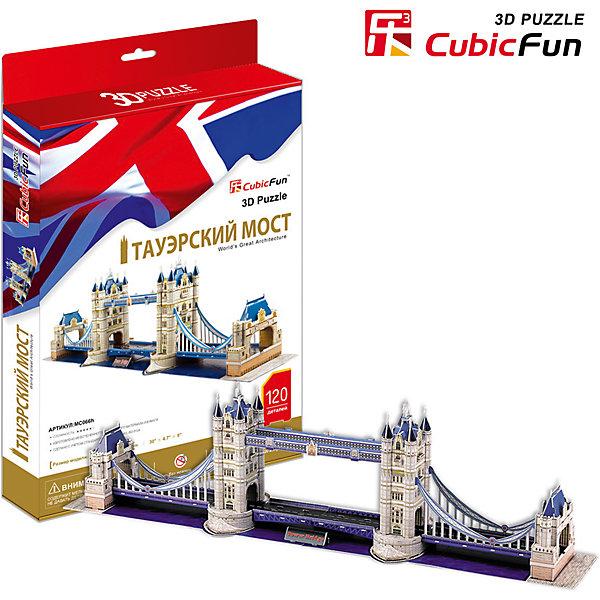 CubicFun Пазл 3D Тауэрский Мост (Великобритания),