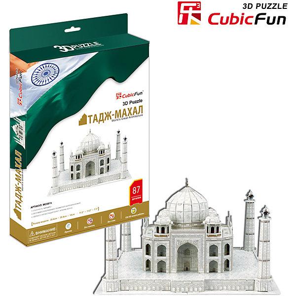 CubicFun Пазл 3D Тадж Махал (Индия), CubicFun cubic fun mc101h кубик фан отель бурж эль араб оаэ