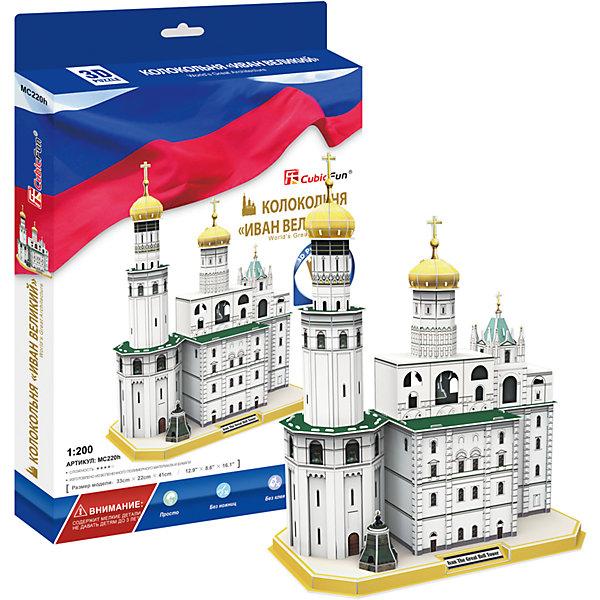 CubicFun Пазл 3D Колокольня Ивана Великого (Россия),