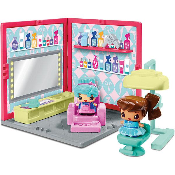Mattel Игровой набор My Mini Mixie Q's «Мини-комната», Салон красоты