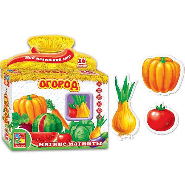 Vladi Toys Игра на магнитах Огород, Vladi Toys vladi toys игра фрукты овощи vladi toys