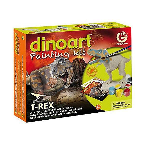 """Фотография товара набор для творчества """"Тираннозавр Рекс"""" (4956878)"""