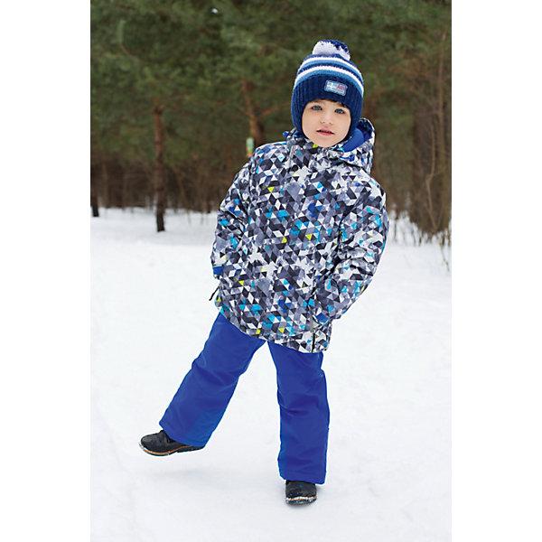Комплект для мальчика: куртка и брюки Sweet BerryКомплекты<br>Комплект для мальчика: куртка и брюки от известного бренда Sweet Berry<br>Удобный, яркий комплект для мальчиков из  мембранной, водонепроницаемой (Waterproof - 10000мм), дышащей ( water vapor transmission rate, WVTR -10000гг) ткани с грязеотталкивающей пропиткой.Съемный капюшон на молнии регулируется резинкой со стоппером. Рукава с дополнительной манжетой с вырезом для пальца. Вставки из свето-отражающих кантов. Две ветрозащитные планки. Внутри подкладка из флиса,  внутренний карман и снегозащитная юбка. Брюки на регулируемых лямках. Внизу штанин имеются внутренние манжеты из подкладки на прорезиненной эластичной резинки.  Утеплитель 200гр.-тело, 180гр.-рукава, брюки.<br>Состав:<br>Верх: куртка: 100%полиэстер, Брюки: 100% нейлон.  Подкладка: 100%полиэстер. Наполнитель: 100%полиэстер<br>Ширина мм: 215; Глубина мм: 88; Высота мм: 191; Вес г: 336; Цвет: черный; Возраст от месяцев: 18; Возраст до месяцев: 24; Пол: Мужской; Возраст: Детский; Размер: 92,116,110,104,98,134,128,122; SKU: 4960130;